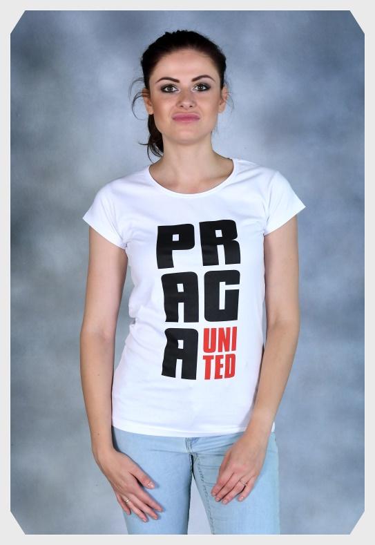 PRAGA UNITED damska biała