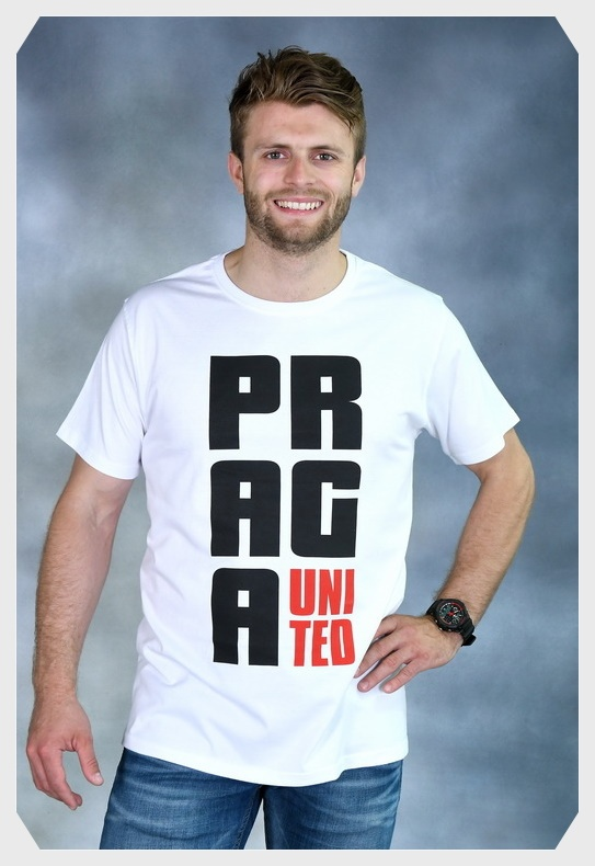 PRAGA UNITED męska biała