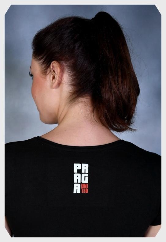 PRAGA UNITED OKNA damska czarna