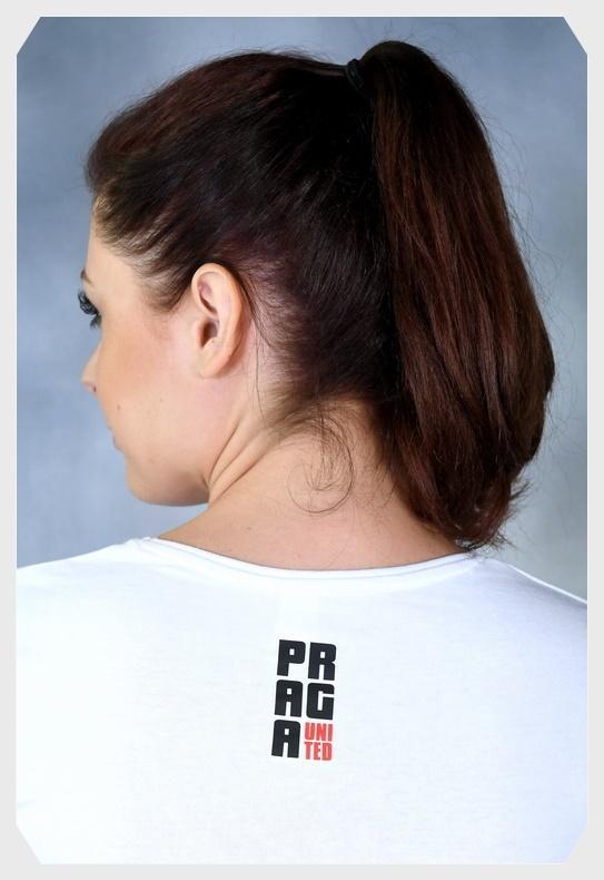 PRAGA UNITED OKNA damska biała